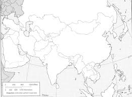 Central And Southwest Asia Map Quiz by Asia Map Quiz For Practice Asia Practice Map Spainforum Me