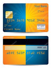 Credit Card Design Template Images Of Design Photo Credit Sc