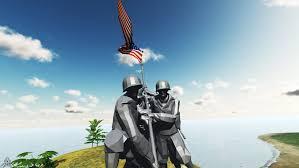 Flag Iwo Jima Wwii Iwo Jima Flag Raising Project By Ahmed7193 On Deviantart
