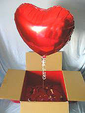 balloons in a box balloon gifts the for and alike