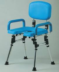 Foldable Shower Chair Deluxe Folding Shower Chair With Cut Away Seat Shower Chairs For