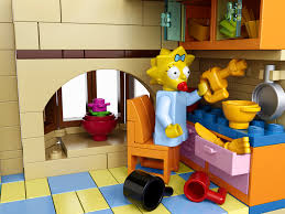 lego officially announces the simpsons family house 71006