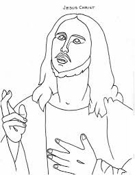 jesus coloring pages printable for jesus walks on water coloring