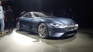 bmw concept 2017 bmw concept 8 series shows off at los angeles auto show the drive