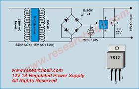 ac automatic voltage regulator circuit diagram zen working of