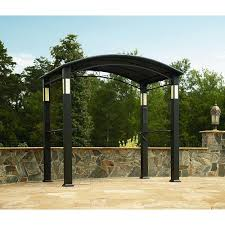 Awning Lowes Outdoor Grill Canopy Gazebos At Lowes Bbq Awning