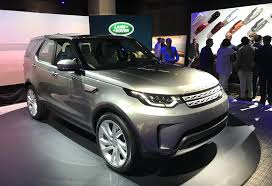 land rover discovery suv new land rover discovery revealed at paris motor show