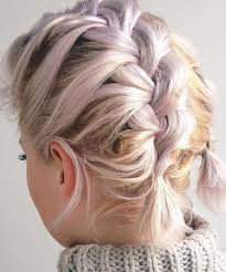 step by step braid short hair 11 gorgeous braids for short hair