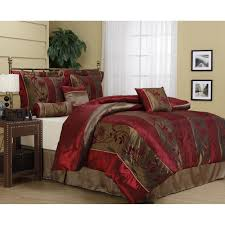 Purple Floral Comforter Set Purple Red Comforter Sets Free Shipping On Orders Over 45 Bring