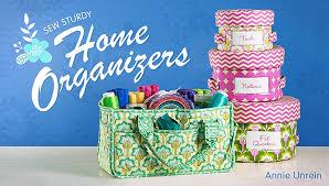 home sew catalog sew sturdy home organizers