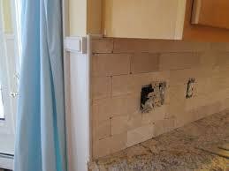 tumbled marble kitchen backsplash kitchen marble subway tile kitchen backsplash with feature