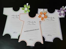 it u0027s written on the wall can a baby shower game become a keepsake