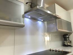 range hood with led lights kitchen stainless steel ventless range hoods with led light also