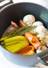 how to make vegetable broth the pioneer woman