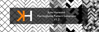 herringbone pattern generator herringbone pattern generator version 1 2