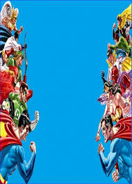 invitation template superhero images invitation sample and