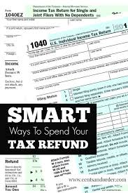 2014 Tax Tables 1040ez Best 25 Tax Refund Ideas On Pinterest W4 Tax Form W 4 Form And