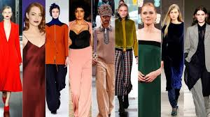 2017 color trends fashion according to pantone these are the fall 2017 color trends