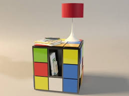 Funny Coffee Tables - funny coffee table inspired by rubik u0027s cube shelterness