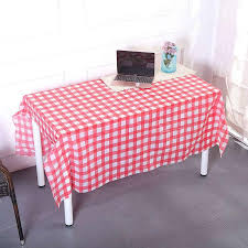 paper table cover with plastic liner home table cloths runners buy home table cloths runners at