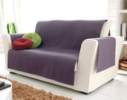protege canape cuir jete de canape gris uteyo