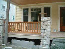 Patio Rails Ideas Fascinating Windsor Wrought Iron Porch Rails Cool Front Porch