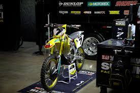 james stewart motocross news james stewart suzuki factory pit intense tracer t275 sick lines