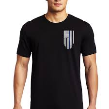 Subdued American Flag With Thin Blue Line Everything Thin Blue Line Usa
