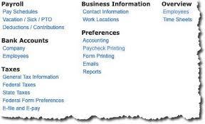 payroll tutorial quickbooks online getting ready for payroll in quickbooks online qbbob com