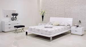 Bedroom Furniture Grey Gloss Bedroom Impressive White Modern Bedroom Modern White Bedroom