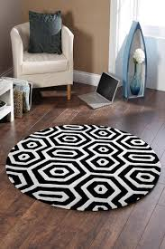 Black Round Rug Shop For Round Rugs Rugs At Cheapest Rugs Online