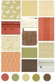 better homes u0026 gardens color palette of olive and brown living