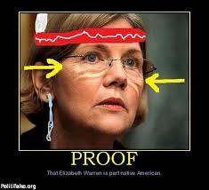 Elizabeth Warren Memes - racist culture appropriator us senator elizabeth warren is not