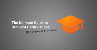 the ultimate guide to hubspot certifications for beginners