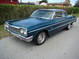 1964 chevrolet chevy impala for sale