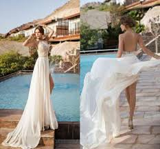 vintage wedding dresses discount julie vino beach wedding