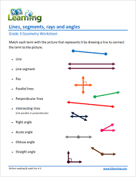 finding the missing angle of a triangle worksheet 3rd grade geometry worksheets k5 learning