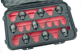 attrezzi carrozziere kit attrezzi per forare paraurti per sensori foxcar