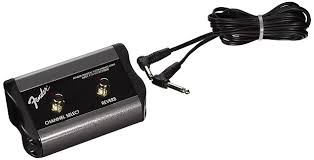 fender mustang 2 footswitch fender 0994056000 2 button channel reverb footswitch reverb