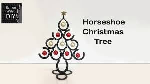 horseshoe christmas tree horseshoe christmas tree 13 steps with pictures