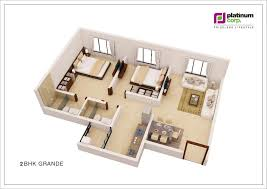 2 bhk house plan platinum towers by platinum corp 1 2 bhk apartments in dn nagar