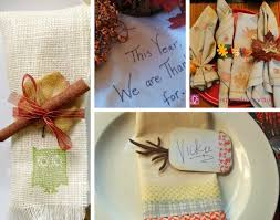 20 crafts for your thanksgiving table the inspiration vault