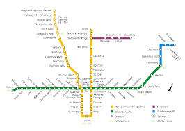 Puerto Rico Airport Map by Subway Toronto Metro Map Canada