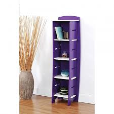no tools assembly desk no tools assembly bookcase purple and white shoptv