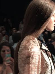 hair show 2015 loose ponytail trend matrix hair giveaway mizzfit