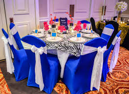 blue chair covers zebra chair covers weddings chair covers ideas