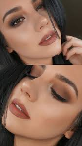 makeup photos descriptions and links for inspiration out of makeup ideas don t you even worry boo we ve got you brown smokey eye