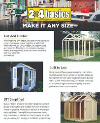 Home Depot Design Your Own Shed Shed Kit With Peak Roof 90192 The Home Depot