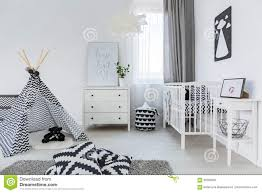 baby room in nordic style stock photo image 85360297