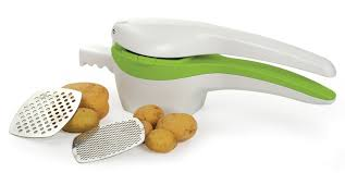kitchen the best option for potato ricer and baby food strainer